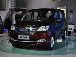 2012广州车展欧力威