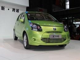 2013上海车展众泰Z100