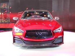 2014北京车展Q50 Eau Rouge