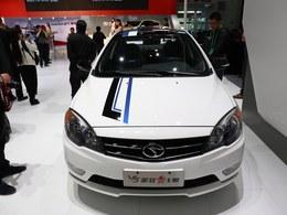 2014北京车展V5菱致爵士版