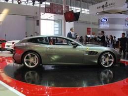 法拉利GTC4