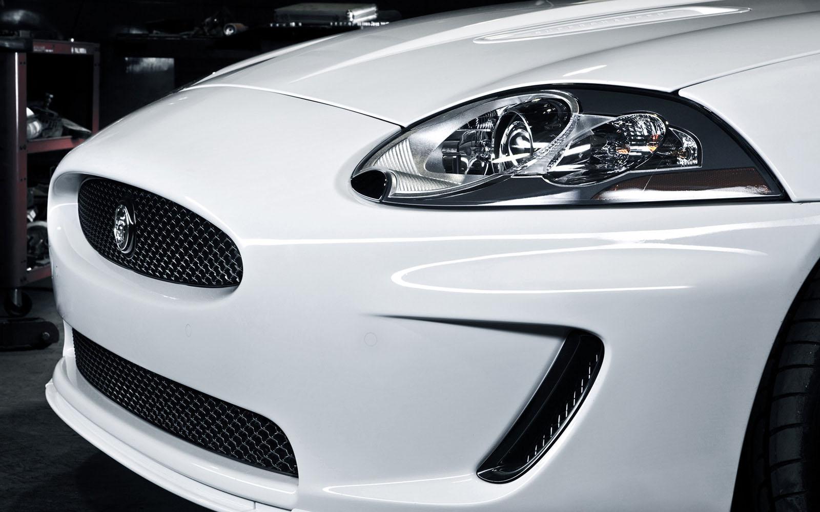 捷豹汽车和车模头像