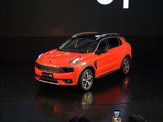 首款SUV-领克正式发布