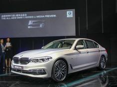 新BMW5系Li全球首发实拍