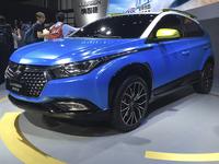 纳智捷 全新小型SUV首发