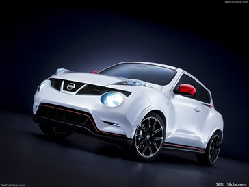 手动小怪兽 Nissan Juke Nismo