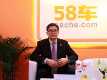 2017上海车展 访万力轮胎总经理李小云