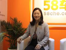 2017上海车展 专访陆金申华董事胡列类
