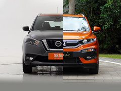 日产劲客过招本田XR-V 小型SUV互相争雄