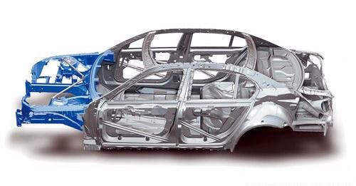 拒绝专业术语 简述两种汽车底盘结构 图7_58车