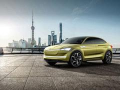 曝斯柯达电动车计划 5款纯电车型将到来