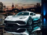 2017法兰克福 AMG Project One正式发布