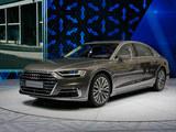 2017法兰克福车展 奥迪新A8首次车展亮相