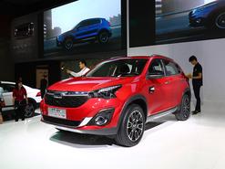 2017广州车展 观致Model Young SUV 首发