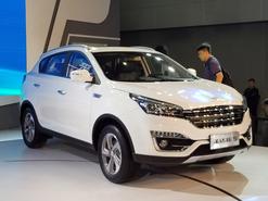 2017广州车展 华泰新款圣达菲5正式发布