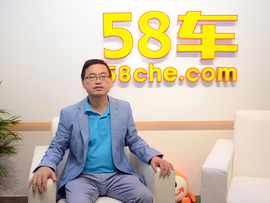 广州车展 专访广州明煜店总经理陈雄生