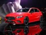 2018日内瓦车展 奔驰新A级车型正式亮相