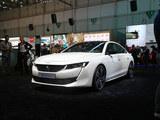 2018日内瓦车展 标致新一代508正式亮相