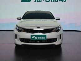 2018北京车展起亚全新K5 PHEV