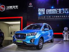 强化品牌战略 北京车展汉腾重磅出击