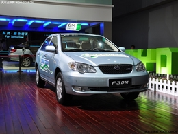 2010广州车展F3DM