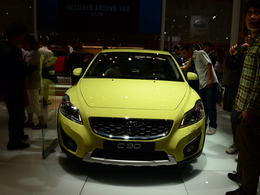 2012北京车展沃尔沃 C30
